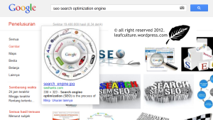 Optimimalkan gambar dan foto search engine