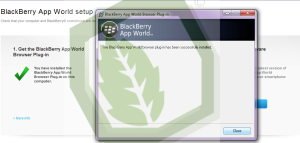 Download Aplikasi BlackBerry Melalui PC