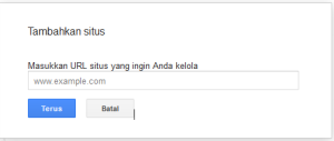 verifikasi google webmaster tools wordpress