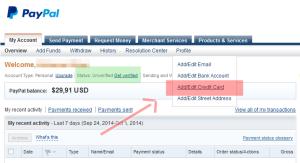 Panduan Verifikasi Paypal Tanpa Kartu Kredit