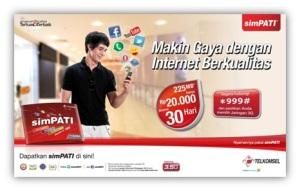 Paket Juara 3G SimPATI